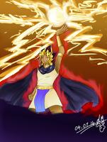 Thunder Force by dm17fox
