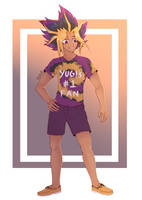 Yugi's Number One Fan by dm17fox