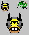 Batshroom by drageta