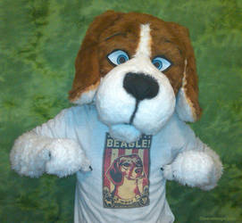 Obey the Beagle by cheesebeagle