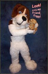 My Friend Ziggy by cheesebeagle