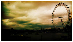 The london eye by emilola