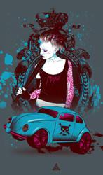 Misfits by deaddreamer