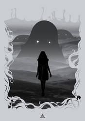 A Walk by deaddreamer