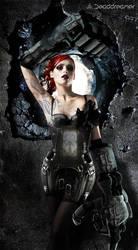 Industrial Vi by deaddreamer