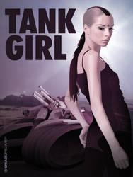 Tankgirl by deaddreamer