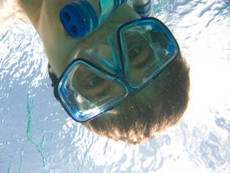 Snorkeling by skierscott