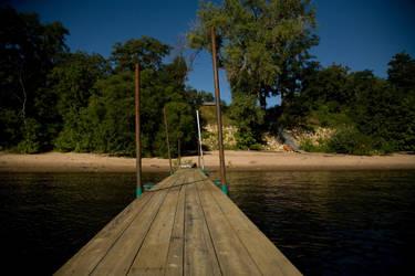 My Dock by skierscott