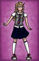 Loony Luna Lovegood by Blue-Dragon22