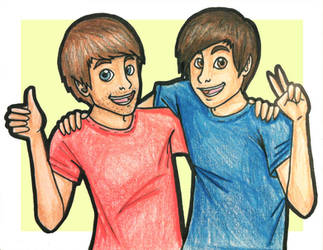 SMOSH - That's Awesome by Blue-Dragon22