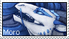 Moro Stamp by Shinerai