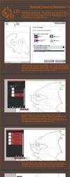 Tutorial: Preparing Lineart by Shinerai