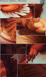 Tranquil Depths: Detail Shots by Shinerai