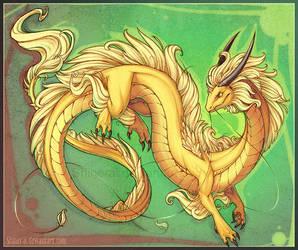 Golden Empress by Shinerai