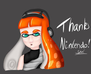 Thanks Nintendo! by misty-and-ocean
