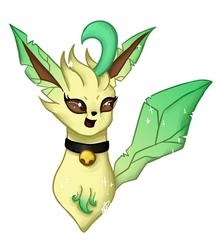 Ivy has evolved! by misty-and-ocean
