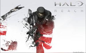 Halo: Reach Wallpaper by rcrosby93