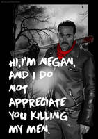Negan by rcrosby93