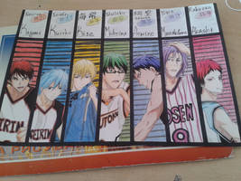 kuroko no basket [colored] by thth18