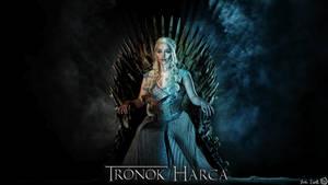 Photoshop Manipulation |Game of Thrones - Daenerys by TuriZsolt