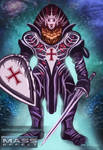 Krogan Templar by Mick2006