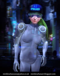 A-I Police by Mick2006