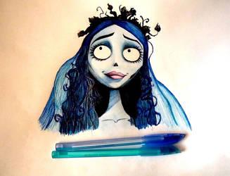 Corpse Bride by PandorasBox341