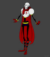 New cape by PandorasBox341