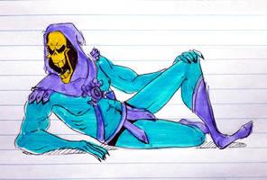 Skeletor by PandorasBox341