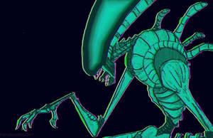 Xenomorph by PandorasBox341