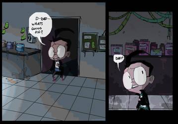 Spooky Lab by PandorasBox341