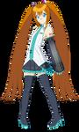Reiko Tenshin's Cosplay 2 (Hatsune Miku V3) by Studio-Mizuki