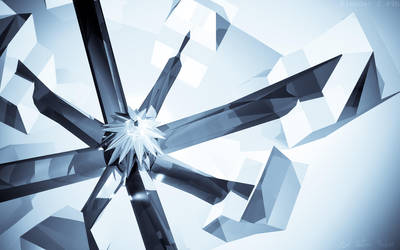 Crystal Monuments - Selenium by mrwatson