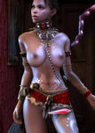 Sheva 3 by 3dbabes