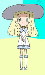 Lillie, the sweetest angel ever by EllyTheTomodachi