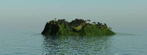 The green island by akaPREDADOR
