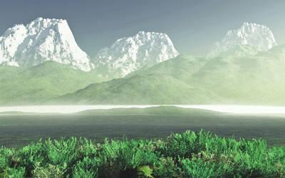 Green Valley by akaPREDADOR