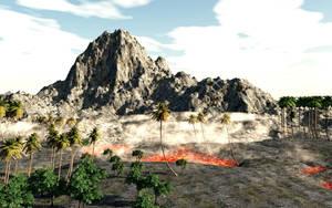 Lava World by akaPREDADOR
