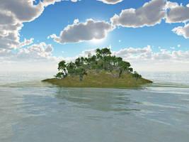 The Island by akaPREDADOR