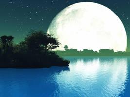 Moon Ligth by akaPREDADOR