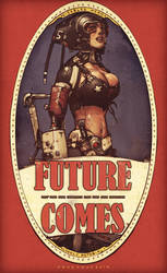 future comes girl #3 by couscousteam