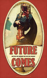 Futurecome girl no. 13 (conclusion) by couscousteam