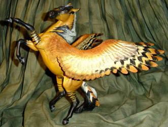 Dawn's Genesis CM Pegasus by Scaequestrian