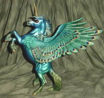 Peacock Unipeg by Scaequestrian
