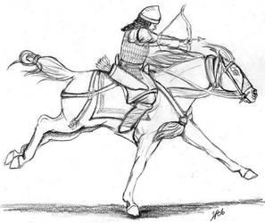 Archer by Scaequestrian
