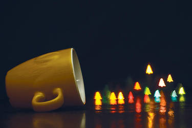 Cup of christmas by seriousmadness