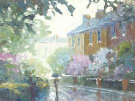 Spring in Blysmith Station 1 by litka