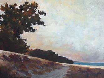 Twilight, Mere Island by litka