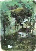 The Dollhouse by Glad-Sad