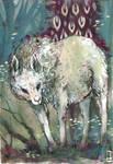 Llama by Glad-Sad